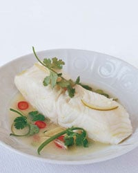 Fast and Easy Recipe For Spicy Butter Steamed Bass