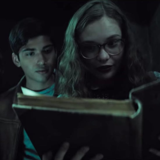 Scary Stories to Tell in the Dark Movie Cast