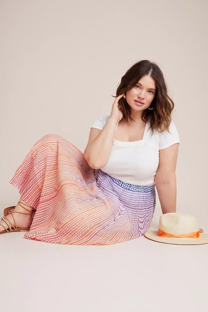 Geisha Designs Dawn Maxi Skirt