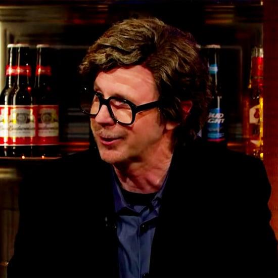 Dana Carvey as Michael Caine on The Late Late Show