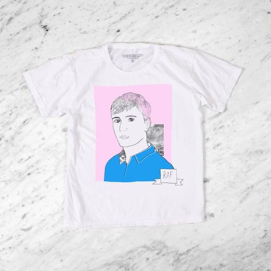 DeerDana Celebrity Illustrated T-Shirts