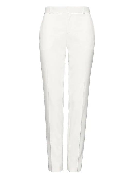 Ryan Slim Straight-Fit Machine-Washable Flannel Pant