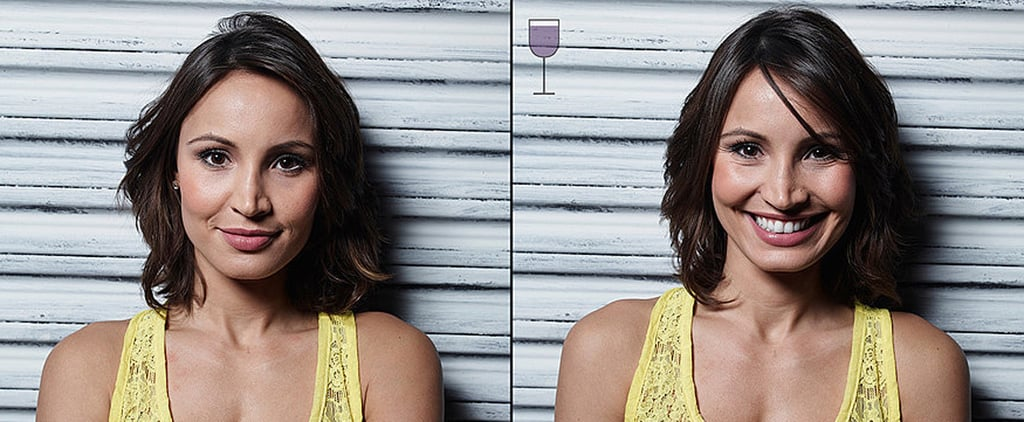 These Portraits of People After 1, 2, and 3 Drinks Will Be the Best Thing You Witness Today