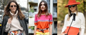 Real Girls Who Know How to Wear Orange