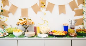 How to Have a Backyard Tailgating Party Without a Backyard