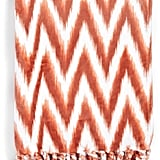 Kennebunk Home Bliss Blurred Chevron Print Throw