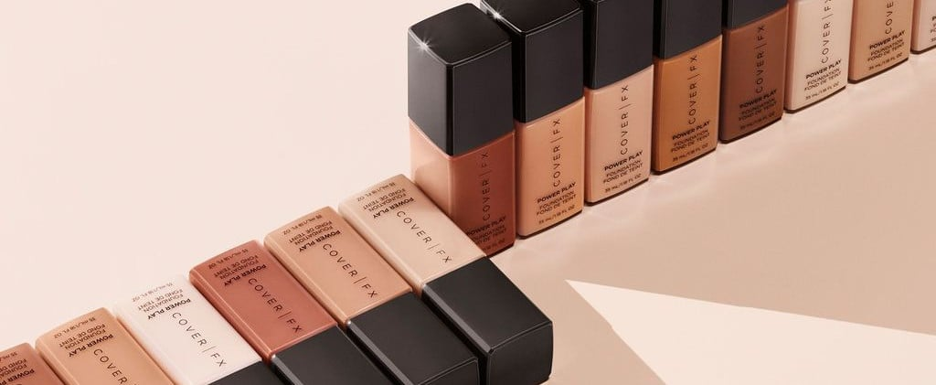 Cover FX Is Coming at You With a Weightless, Full-Coverage Foundation
