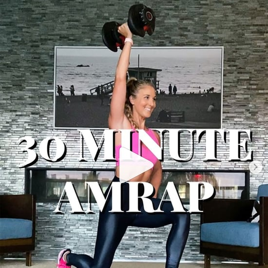 30-Minute Full-Body AMRAP Workout From Danielle Pascente