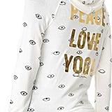 Spiritual Gangster Evil Eye Peace Love Yoga Hoodie