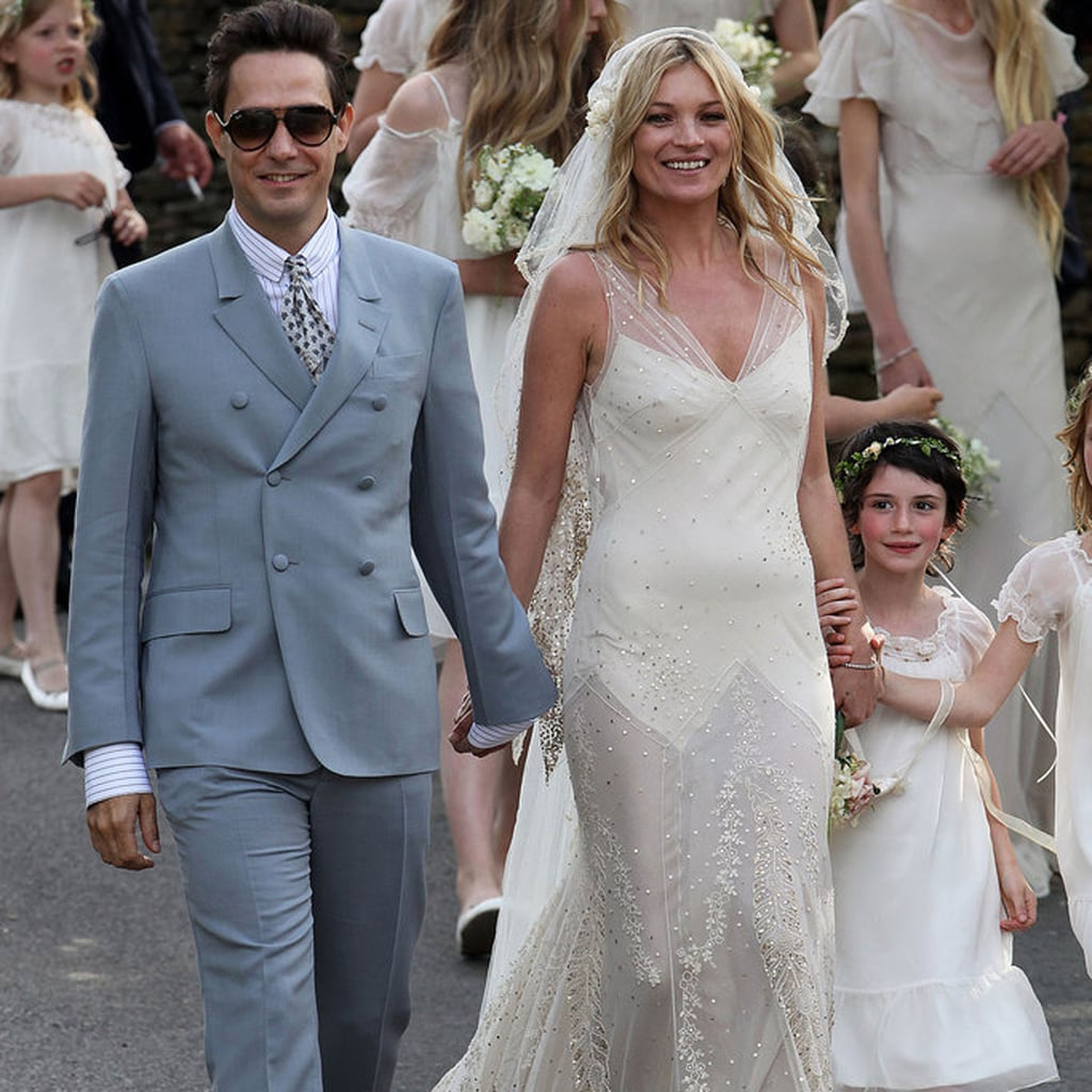 Celebrities Wedding Gowns: POPSUGAR Fashion Australia