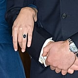And Lest You Forgot the Color of Kate's Engagement Ring . . .