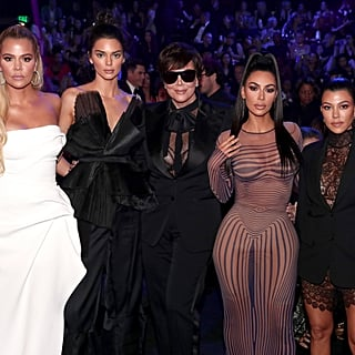 The Kardashians at the People's Choice Awards 2018 Pictures