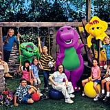 On Barney & Friends
