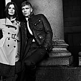 Burberry Black Label Fall 2012 Ad Campaign