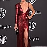 Malin Akerman at the 2019 Golden Globes Afterparty