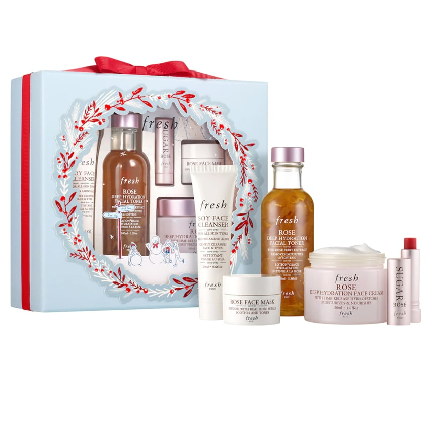 Fresh Rose Hydration Skincare Set