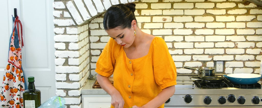 Selena Gomez's Marigold Blouse on HBO Max's Selena + Chef