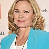 Kim Cattrall smiled at the 2012 Tribeca Ball in NYC.