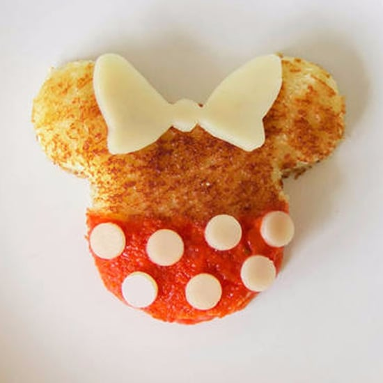 How to Make a Minnie Mouse Grilled Cheese