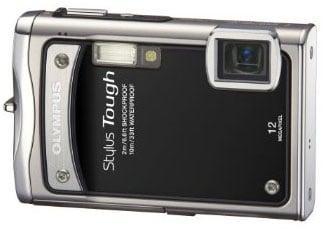 Olympus Tough 8000 Digital Camera is Virtually Break-Proof