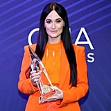 Kacey Musgraves's Hair at the 2019 CMA Awards