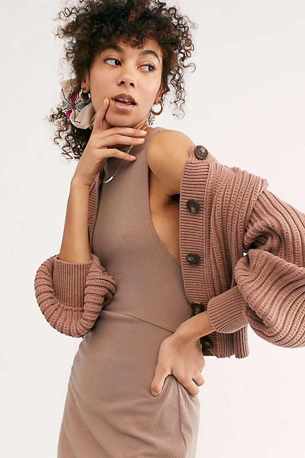 Free People All Yours Cardi