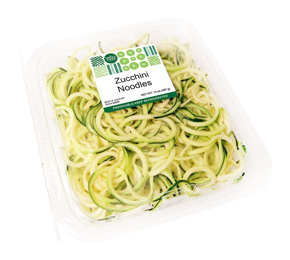 Whole Foods Market Zucchini Noodles