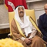 Kuwait: Emir Sheikh Sabah IV al-Ahmad al-Sabah