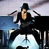 Alicia Keys's Piano Performance at 2019 Grammy Awards