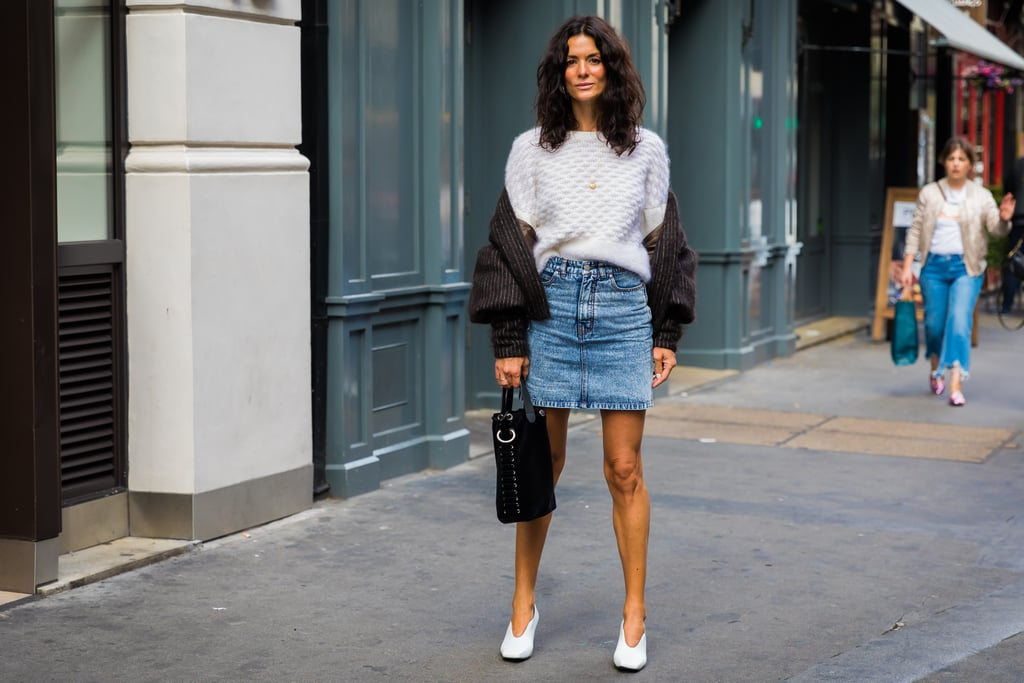 Hedvig Opshaug gives us the 2017 take on the '90s miniskirt staple.
