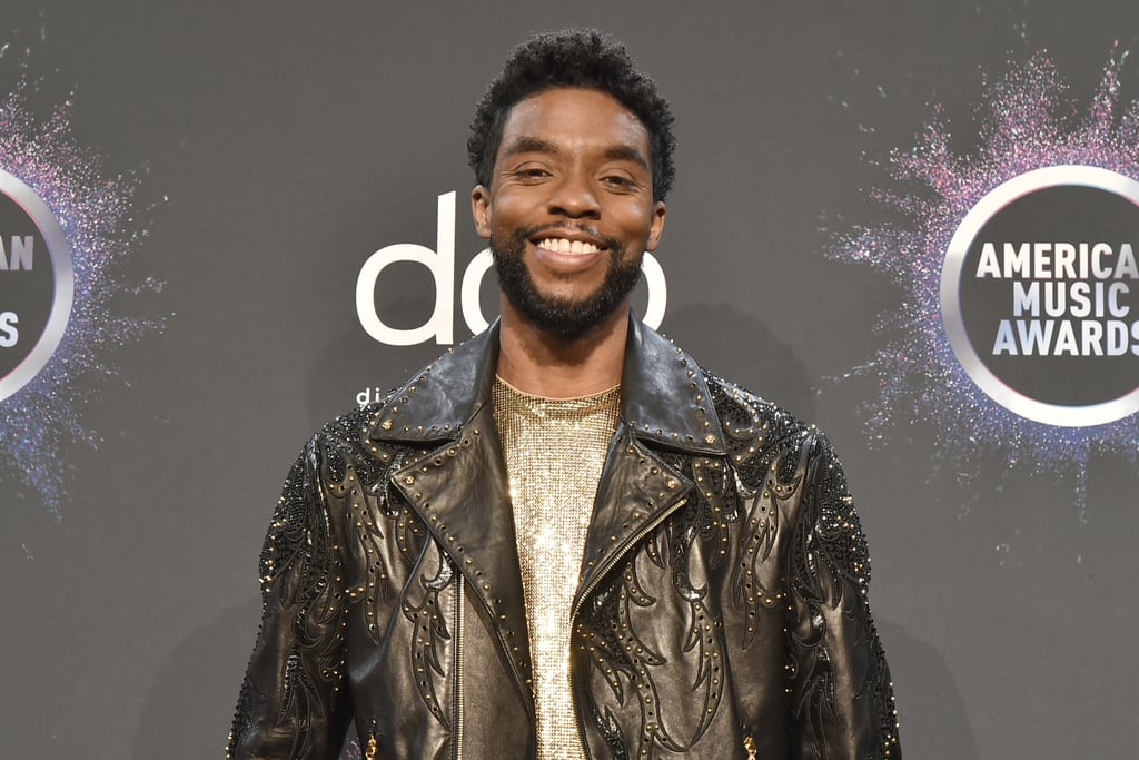 Read Celebrity Tributes to Chadwick Boseman