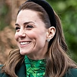 Kate Middleton's Velvet Headband, 2020