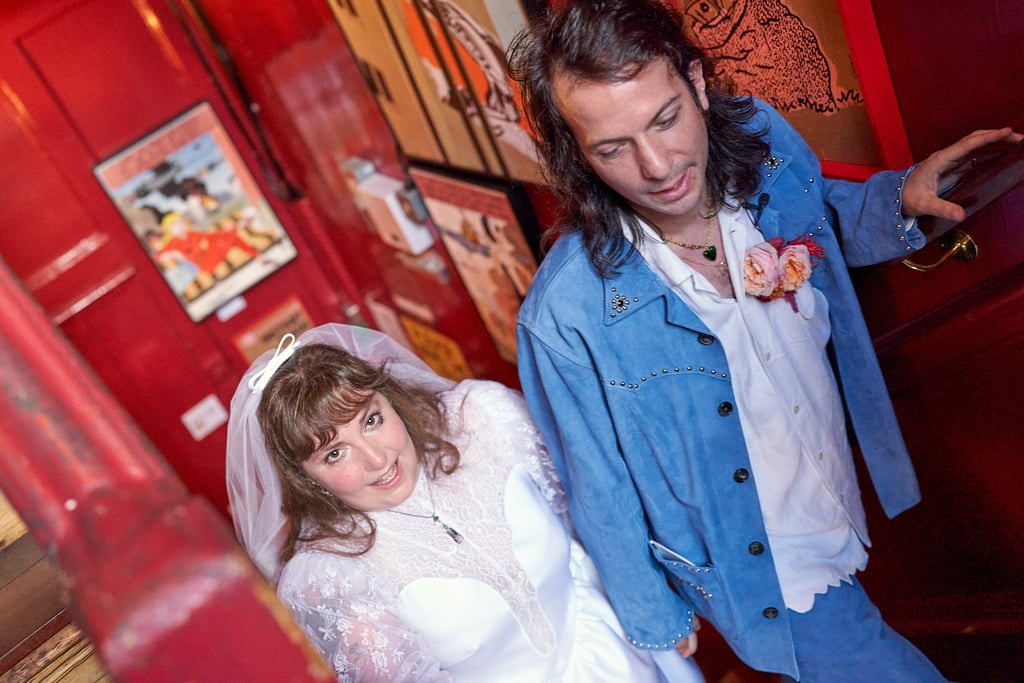 Lena Dunham's Wedding: See Taylor Swift's Bridesmaid Dress