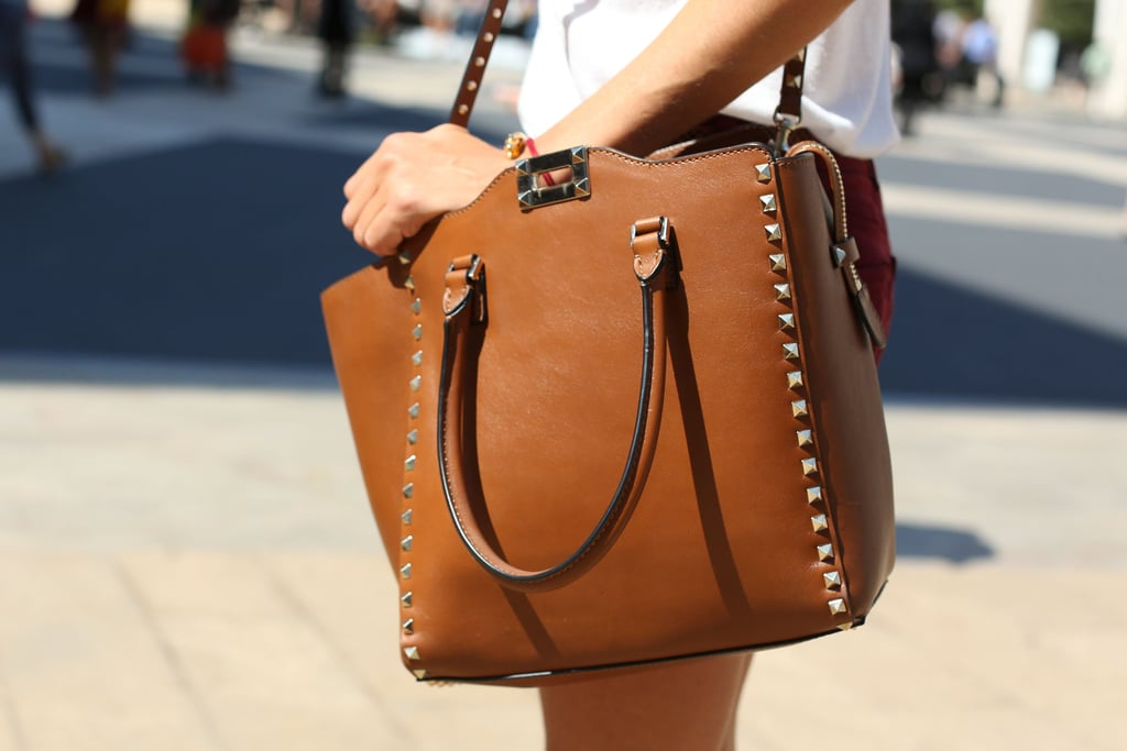 It's all about the intersection of cool studs and a classic shape.