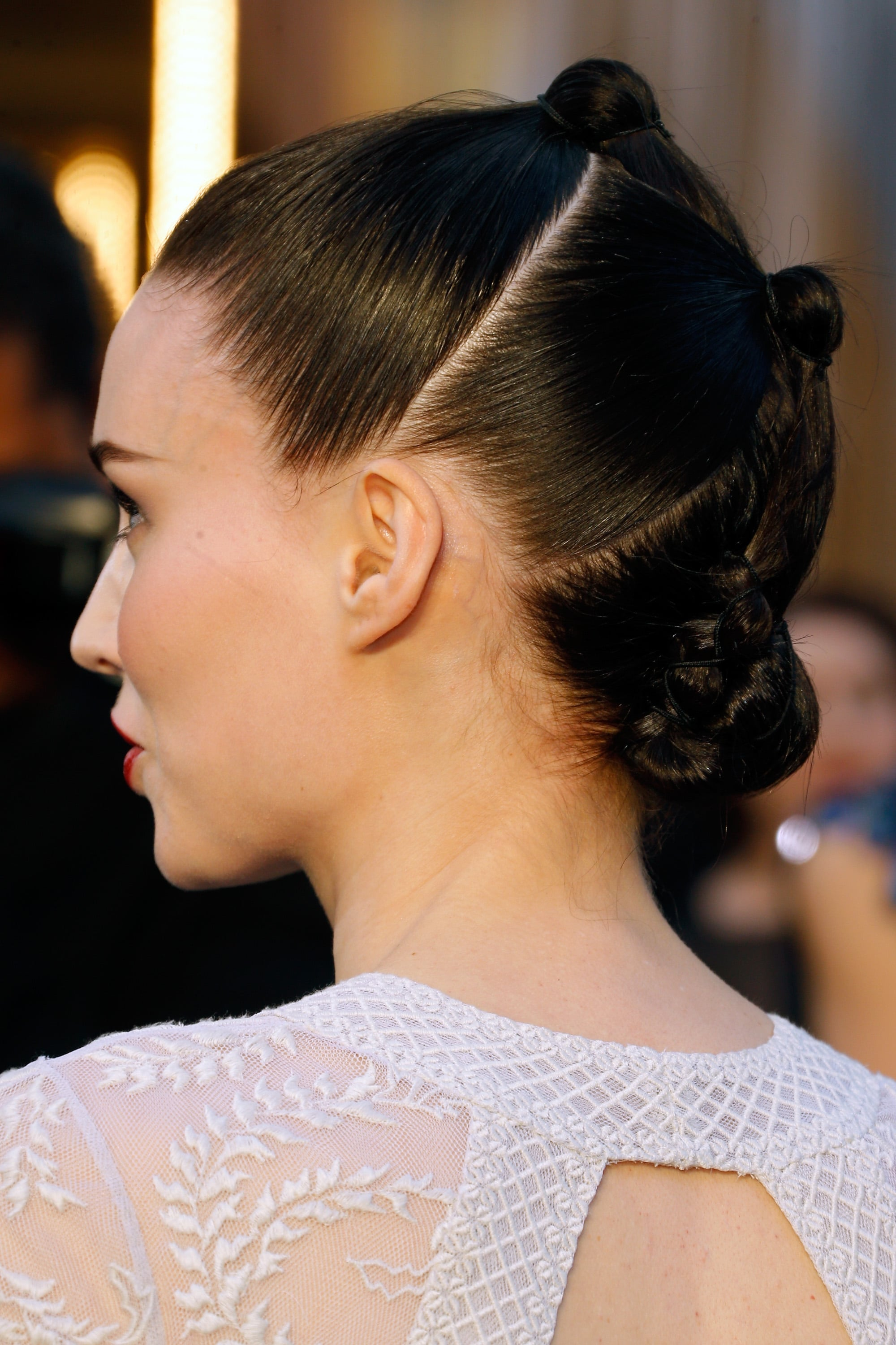 Image result for rooney Mara hair