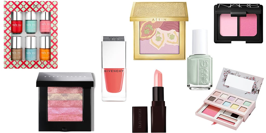 Pastel Beauty Products For Spring