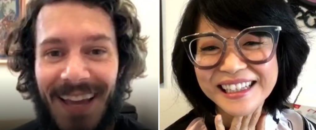 Watch Adam Brody and Keiko Agena's Gilmore Girls Reunion