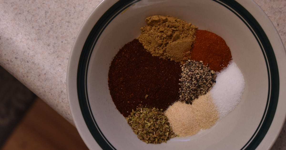 Spices and Herbs cover image