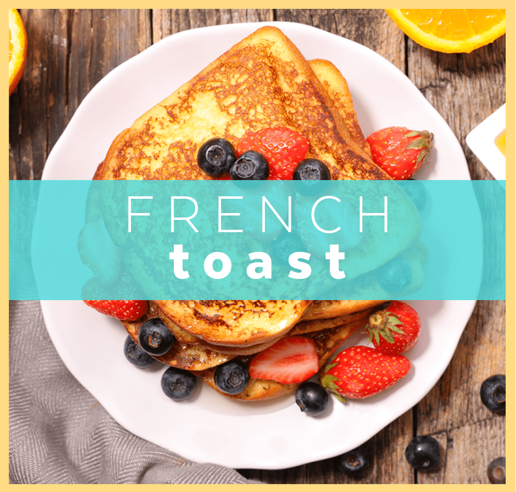 You don't need heavy cream or even whole milk to whip up decadent French toast. Soak bread in a mixture of oat milk and eggs whisked together for a dairy-free alternative to the beloved breakfast dish.