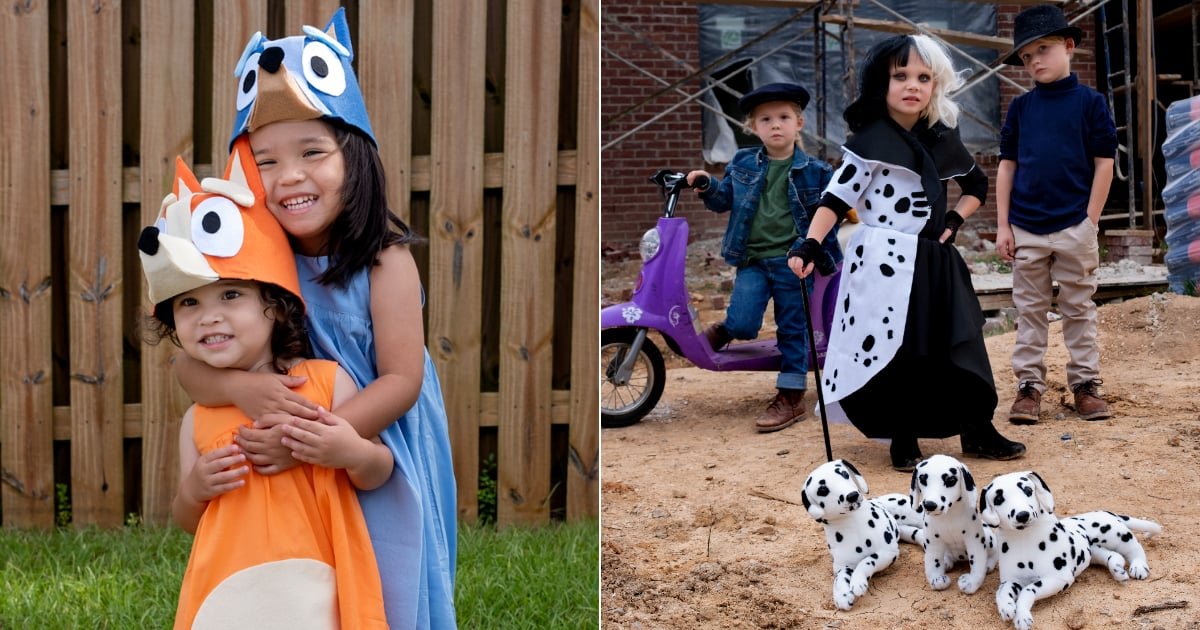 From Bluey to CoComelon, These Kid Costumes Are Pop-Culture Crowd-Pleasers.jpg