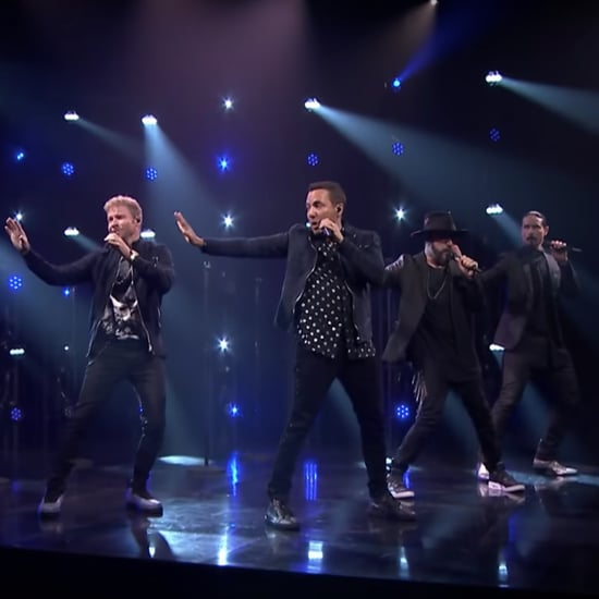 Backstreet Boys Performance on The Tonight Show June 2018