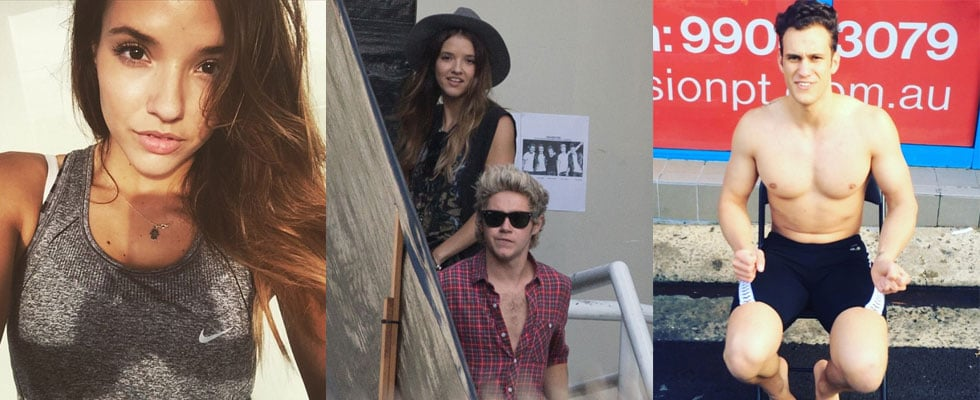 Niall horan dating in Australia