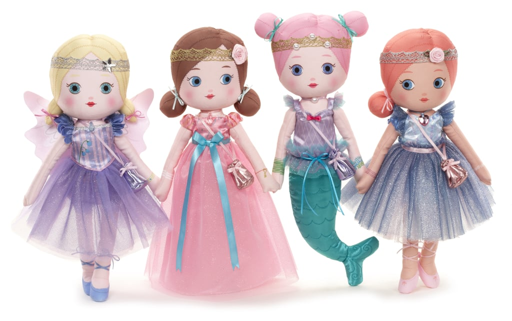 Mooshka Fairytale Dolls