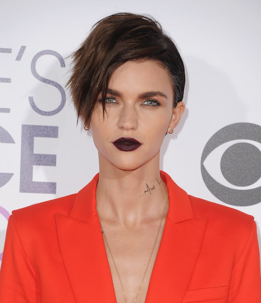 2019 Ruby Rose nude photos 2019