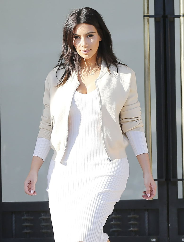 When Kim Embraced the Shag