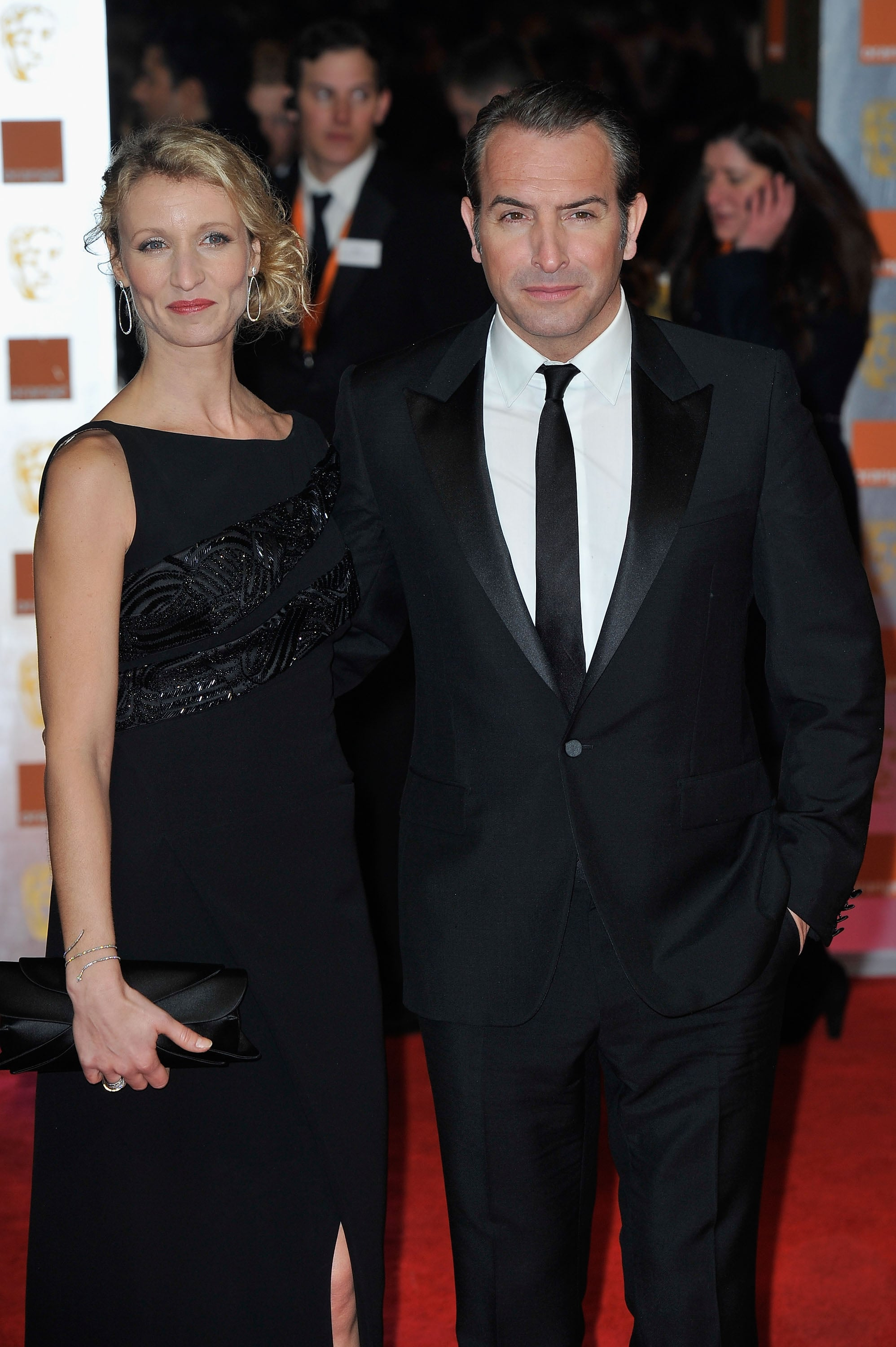 French Couple Jean Dujardin Nominated For The Artist And