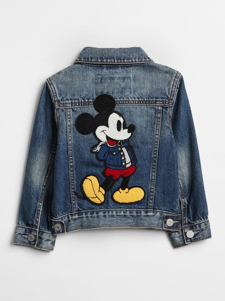 Disney Mickey Mouse Denim Jacket