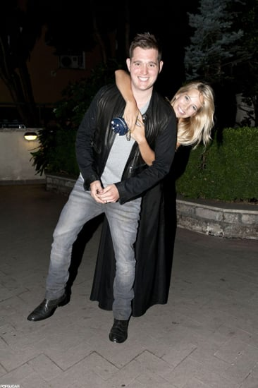 Michael-Bublé-his-wife-Luisana-Lopilato-went-out-romantic