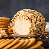 Cheese Ball With Roasted Almonds
