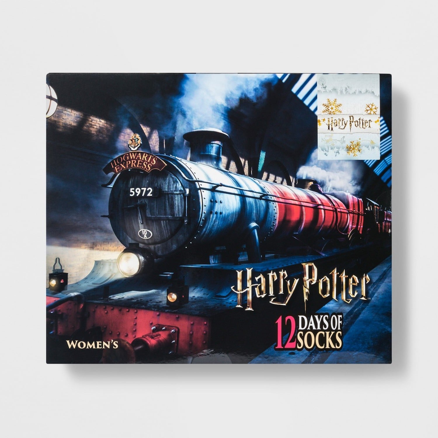 LOT of 3 HARRY POTTER 12 DAYS OF SOCKS ADVENT BOX GIFT SETS NEW SEALED Target